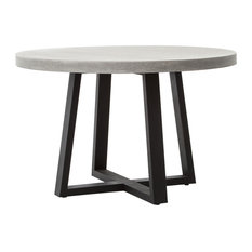 """Constantine Cyrus Round Dining Table, 48"""""""
