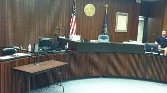 Lake County Court Rooms
