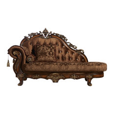 Meridian Furniture - Napoli Chaise - Indoor Chaise Lounge Chairs  sc 1 st  Houzz : victorian chaise lounge - Sectionals, Sofas & Couches