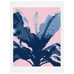 """Deny Designs - Deb Haugen Bananarama Throw Pillow, 26""""x26"""" - Fabric:  Woven polyester"""