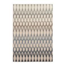 Oriental Weavers Bwood Ikat Rug Ivory 5 3 X7