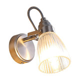 Attractive bathroom wall light Kara with LED, IP44