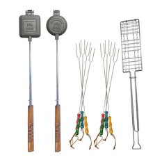 ROME - Firepit Cookout Set - Grill Tools & Accessories
