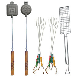 Contemporary Grill Tools & Accessories by Rome Industries, Inc.