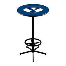 Brigham Young Pub Table 36-inchx42-inch by Holland Bar Stool Company