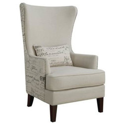 Transitional Armchairs And Accent Chairs by ShopLadder