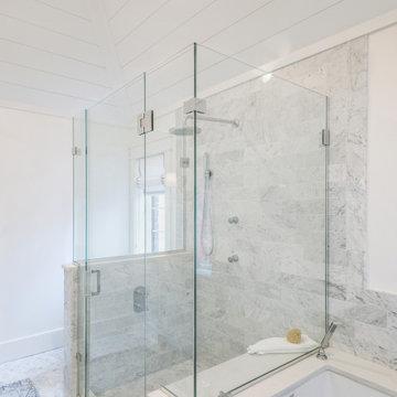 Luxury Lakewood Master Bath