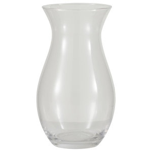 Aufora Large Posy Clear Table Vase