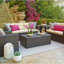 Best Transitional Outdoor Cushions And Pillows by THY HOM