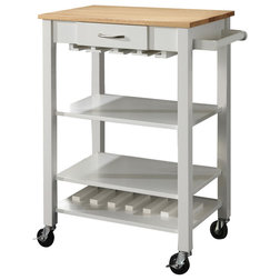 Farmhouse Kitchen Islands And Kitchen Carts by GwG Outlet