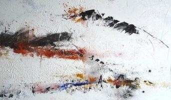 Peinture abstraite - Abstraction Lyrique