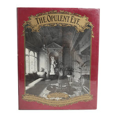 Decorative Book, The Opulent Eye, Late Victorian and Edwardian Taste
