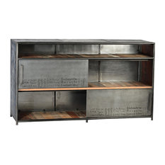 Industrial Buffets and Sideboards | Houzz