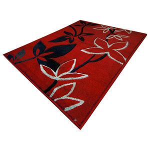 Monaco Rug, 7 Red, 160x220 cm
