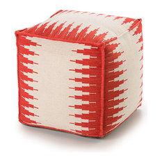 Mod Ottoman, Red