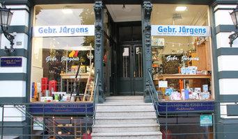 Gebrüder Jürgens Laden in Hamburg