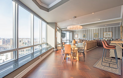 My Houzz: Boston Condo Renovation Revolves Around the Views