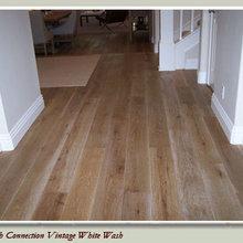 Wood Flooring - Mid yellow/brown shades