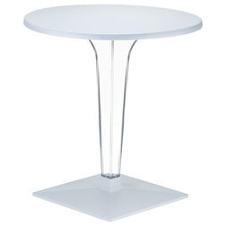 Contemporary Outdoor Dining Tables by Homesquare