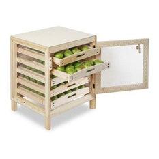 Traditional Apple Storage Rack