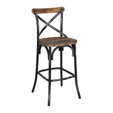 50 Most Popular Rustic Bar Stools and Counter Stools for 2018 Houzz