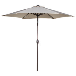 Contemporary Outdoor Umbrellas by APPEARANCES INTERNATIONAL