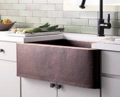 Model Home, Starr Homes LLC - Rustic - Kitchen - Kansas City - by Carpet Direct Kansas City