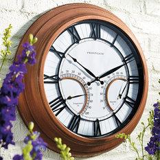 True   Outdoor Clocks