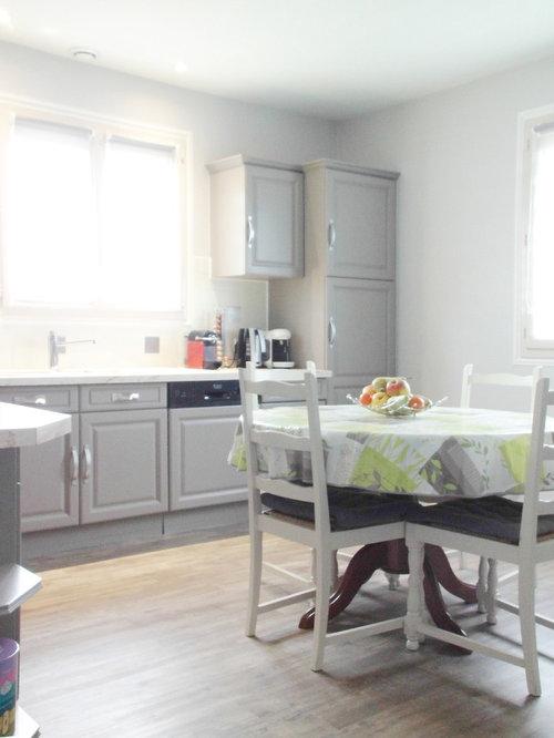 10 Best Traditional Clermont-Ferrand Open Concept Kitchen Ideas ...