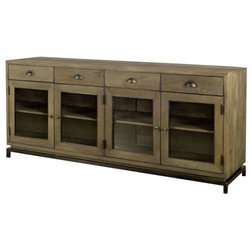 Industrial Buffets And Sideboards by Mercana Furniture and Decor