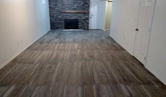 Wood look Tile Flooring