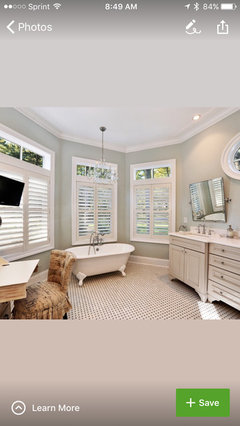 what paint colours would you use for a bathroom?