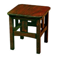 Arts and Crats, Mission Style End Table