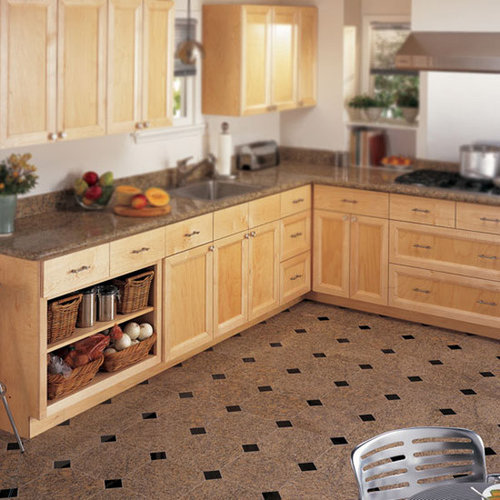 Kitchen Counter Tile: Dal-Tile Portfolio
