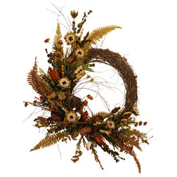 Rustic Wreaths And Garlands by Bitterroot Bit and Spur