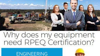 RPEQ Certification Queensland