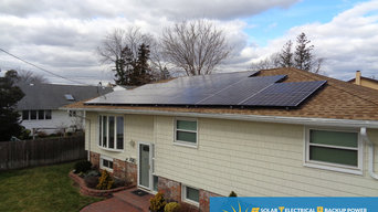Residential Solar Panel Installations by Grid City Energy