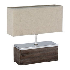 Pacific Lifestyle   Beverley Table Lamp Cream   Table Lamps