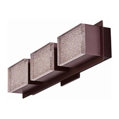 ET2 Pizzazz LED Wall Mount, Coffee