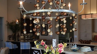 Give Your Kitchen a Bold New Look with this Eye Catching Statement Chandelier