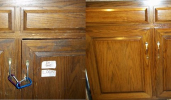 N-Hance Basic Cabinet Renewal Before & After