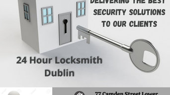 Top rated locksmith in Dublin