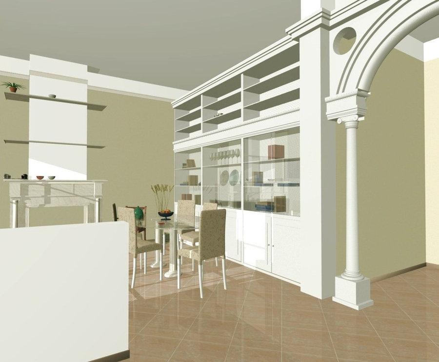 Interior design of Viareggina