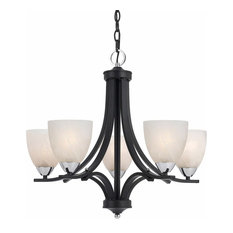 Value Collection 8004 5 Light Chandelier