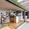 My Houzz: Converted Shipping Container Floats His Boat