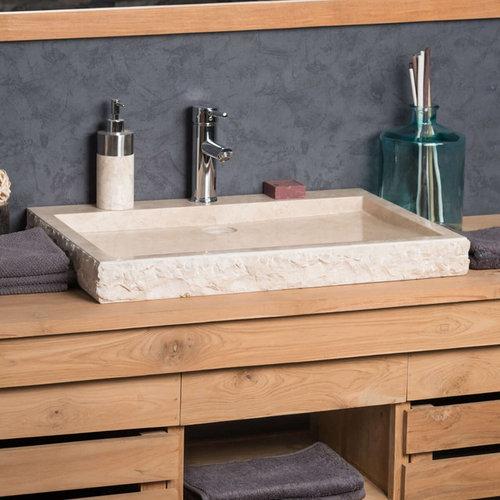 grande vasque interesting fouilhoux with grande vasque amazing meuble double vasques cm gloss. Black Bedroom Furniture Sets. Home Design Ideas