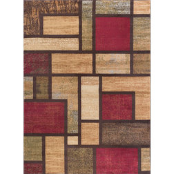 Craftsman Area Rugs by Tayse Rugs