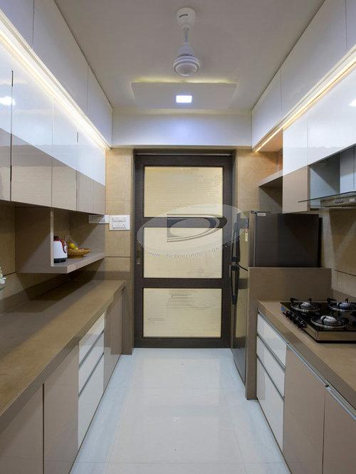 2bhk flat interior at kamothe navi mumbai - Interior Design For 2bhk Flat