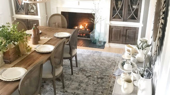 Our Renovated Farmhouse Dining Room