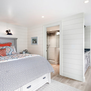 Carriage House Build: Coastal Design and Collectible Cars